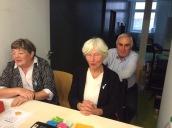 IMG_1346 M. & Mme LAFLEURIEL & Mme ISENMANN Liliane