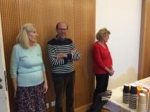 IMG_1347 BENBOUCHAIB Maritta & Dr. LAVERDURE & Mme MULLER
