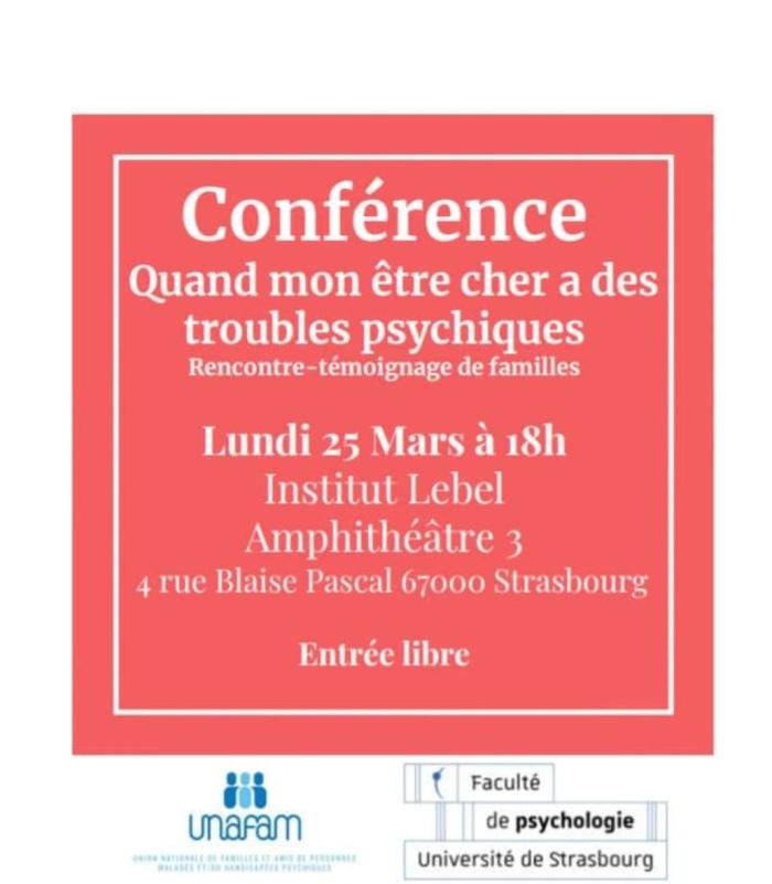 18.03.19 ; Conférence flyer